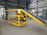 Used Telescopic Boom Conveyor