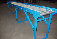 straight conveyor system