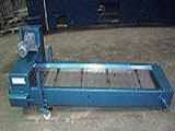 Belt Conveyor with piano hinges