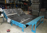 Heavy Duty Flat belt conveyor