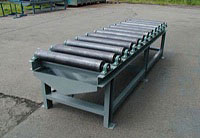 gravity roller conveyor straight