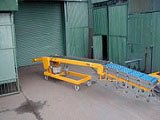 lorry loader/unloader