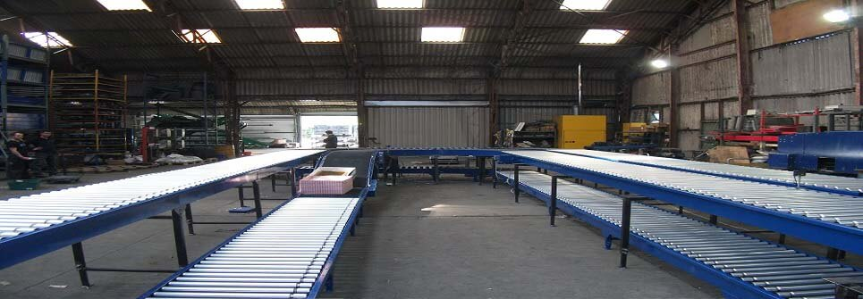 Lineshaft Conveyor
