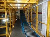 Mezzanine Inter-Floor conveyor